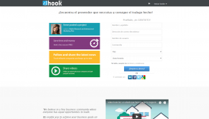Hook Biz web